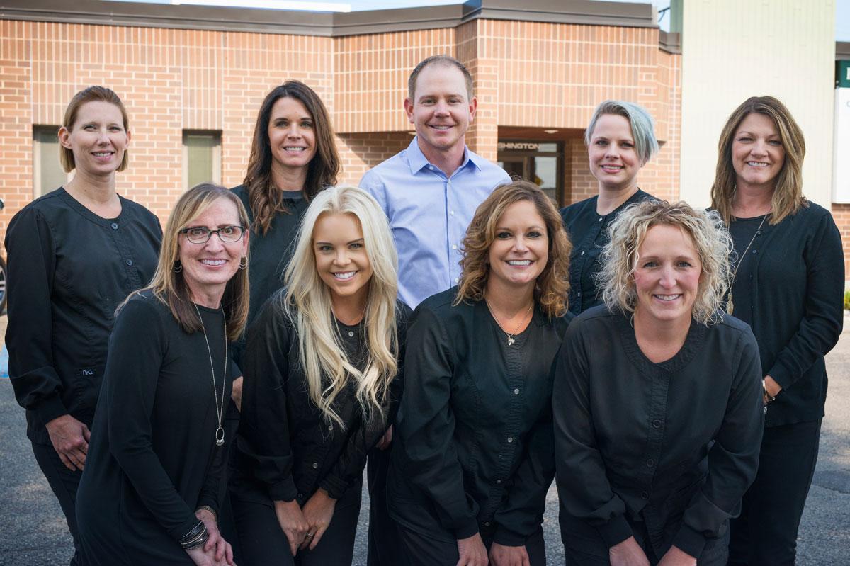 Center For Smile Design Team